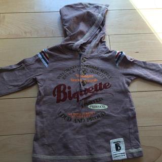 ビケット(Biquette)の美品!Biquette★カットソー(Tシャツ/カットソー)