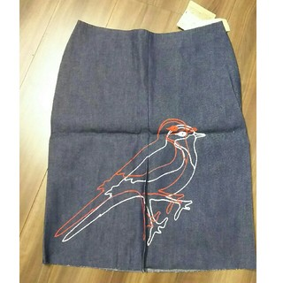 イヴァナヘルシンキ(IVANAhelsinki)の[新品 未使用]イヴァナ ヘルシンキ スカート(ひざ丈スカート)