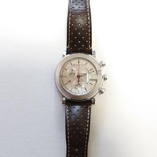 グッチ(Gucci)のグッチ 101m クロノグラフ(腕時計(アナログ))