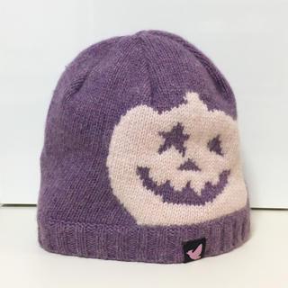 SMADDY - 雑誌掲載♡未使用*SMADDY パンプキンニット帽