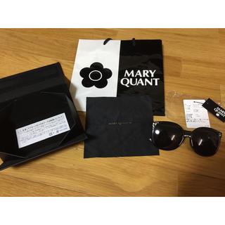 マリークワント(MARY QUANT)の今日限定800円値下げ!!マリークワント サングラス (新品未使用)(サングラス/メガネ)