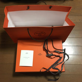 Hermes - エルメス靴箱