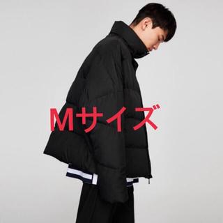 ザラ(ZARA)のZara パフジャケット Mサイズ(ダウンジャケット)