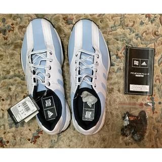アディダス(adidas)の新品 ゴルフ靴 24.5cm(シューズ)