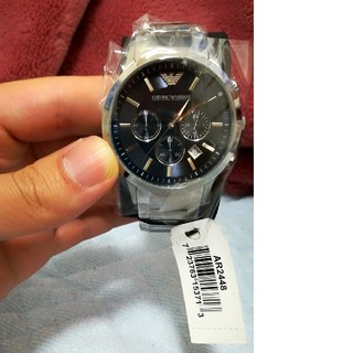エンポリオアルマーニ(Emporio Armani)のEMPORIO ARMANI AR2448(腕時計(アナログ))