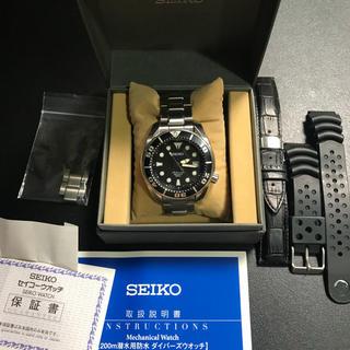 セイコー(SEIKO)のセイコー ダイバーズ SBDC001 旧デザイン(腕時計(アナログ))
