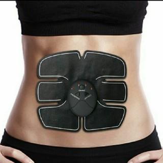 シックスパックEMS腹筋トレーニングマシン(エクササイズ用品)