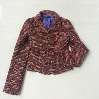 バビロン(BABYLONE)の【高級◆babylon w les femmes】上質デザインジャケット コート(テーラードジャケット)