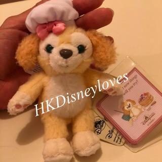 ディズニー(Disney)の【香港ディズニーランド】 クッキーのキーチェーン(キャラクターグッズ)