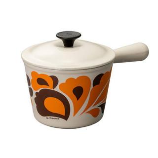 ルクルーゼ(LE CREUSET)のル・クルーゼ ウィンザーポット オレンジピーコック(鍋/フライパン)