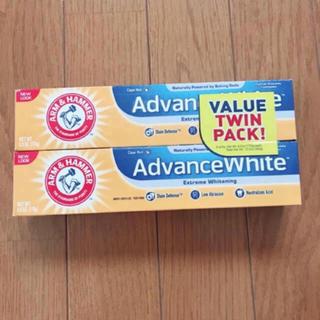 ARM&HAMMER アームアンドハマー 歯磨き粉 ホワイトニング 白 歯(歯磨き粉)