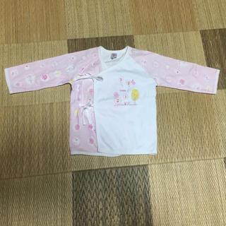 18c364e5f0850 ワコール(Wacoal)の☆未使用☆リトル・ワコール ベビー服 長袖 80cm(