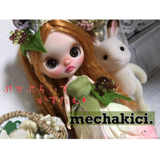 mechakici.custom🌿プチブライスカスタム