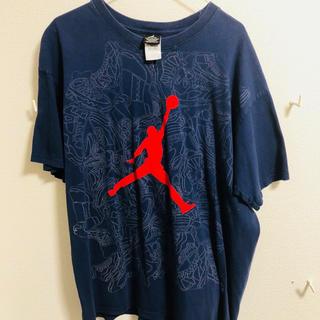 ナイキ(NIKE)のvintage ジョーダン ナイキ Tシャツ(Tシャツ/カットソー(半袖/袖なし))