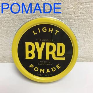 新品 BYRD バード ライトポマード ポマード ワックス 28g(ヘアワックス/ヘアクリーム)