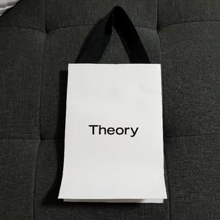 セオリー(theory)のtheory ショッパー ショップバック 紙袋(ショップ袋)