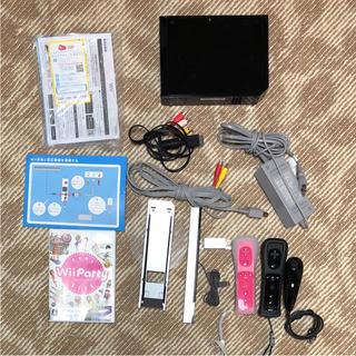ウィー(Wii)のwiiセット(家庭用ゲーム本体)