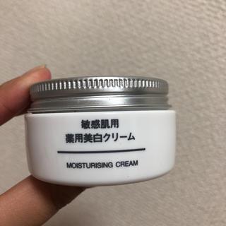 MUJI (無印良品) - 薬用美白クリーム(敏感肌用)
