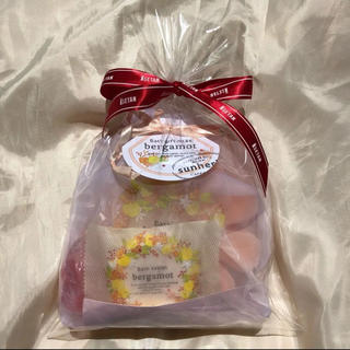 サンハーブ バスギフト No.86 ベルガモットの香り(入浴剤/バスソルト)