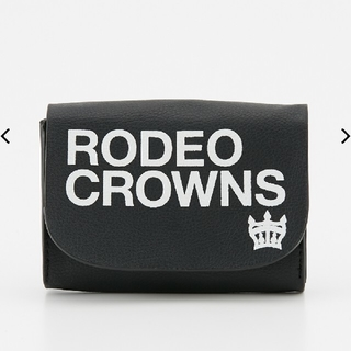 RODEO CROWNS WIDE BOWL - 新品 R goods CARD CASE ブラック