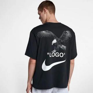 ナイキ(NIKE)の黒XSサイズ Nike Off-White Tee (Tシャツ/カットソー(半袖/袖なし))