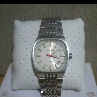 ディーゼル(DIESEL)の大特価DIESEL腕時計箱付き説明書パーツ付き(腕時計(アナログ))