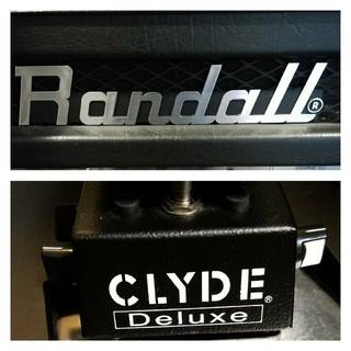 【超絶お得】Randall Vmax&Fulltone cryde deluxe(ギターアンプ)