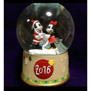 Disney - 【大人気】Disney ミッキー&ミニー スノードーム