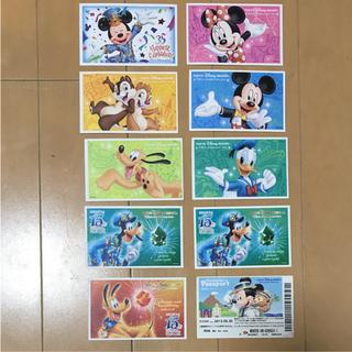 ディズニー(Disney)のディズニー ディズニーランド ディズニーシー チケット(遊園地/テーマパーク)