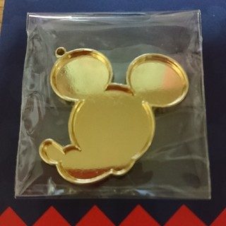 Disney - ミッキー レジン枠