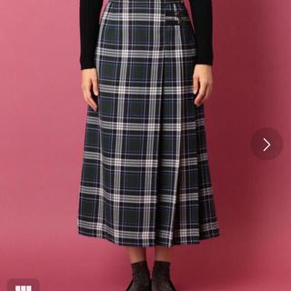 デイシー(deicy)のチェックプリーツスカート♡(ロングスカート)