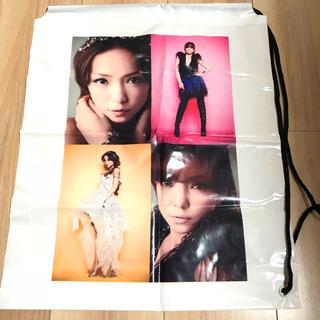 安室奈美恵 20周年 ビニールバッグ(ミュージシャン)