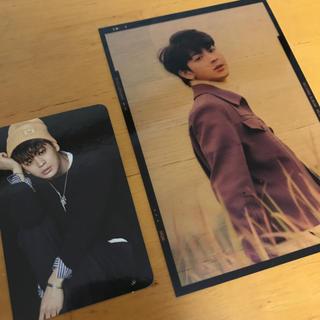 アイコン(iKON)のユニョン トレカ 透明カード(アイドルグッズ)