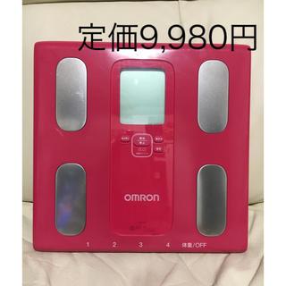 オムロン(OMRON)のまるみ様専用(体重計/体脂肪計)