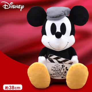 ディズニー(Disney)のミッキーマウス 90th Anniversary MEJぬいぐるみ 2600→(ぬいぐるみ)