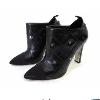 シャネル(CHANEL)のシャネル ブーツ (ブーツ)