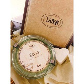 サボン(SABON)のバスソルト&石鹸 SABON(入浴剤/バスソルト)