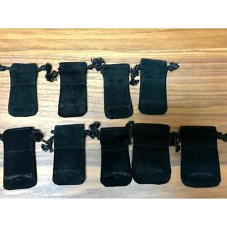クロムハーツ(Chrome Hearts)のクロムハーツ  アクセサリー 付属品 巾着袋 9つまとめ売り(その他)