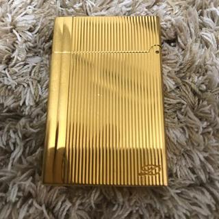 エステーデュポン(S.T. Dupont)の【正規品美品】ライター デュポン ライン2 ギャッツビー ゴールド(タバコグッズ)