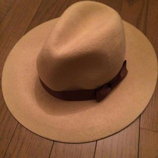 アングリッド(Ungrid)のつば広hat(ハット)
