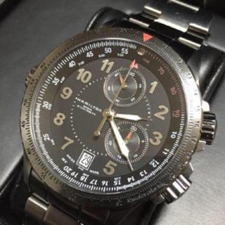 ハミルトン(Hamilton)のハミルトン カーキ ETO 42mm PVD ETAクォーツ (腕時計(アナログ))