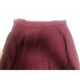 サンタモニカ(Santa Monica)の古着 vintage スカート(ひざ丈スカート)