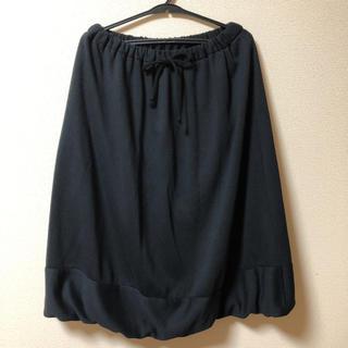 Sage バルーンスカート(ひざ丈スカート)
