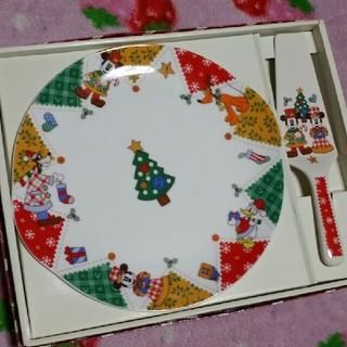 ディズニー(Disney)のディズニー ケーキ皿&サーバー(食器)