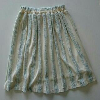 アトリエドゥサボン(l'atelier du savon)のアトリエ ドゥ ザボン スカート(ひざ丈スカート)