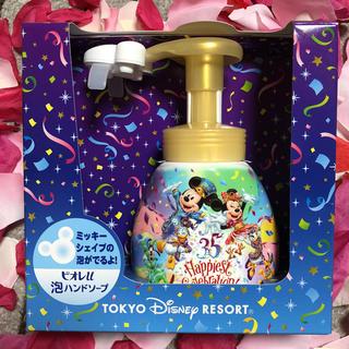 ディズニー(Disney)のディズニーリゾート ミッキーシェイプ ビオレu泡ハンドソープ (日用品/生活雑貨)