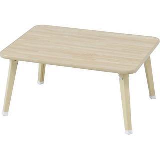 [新品☆]ローテーブル  折りたたみ ちゃぶ台 ナチュラル