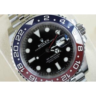 ロレックス(ROLEX)の特別値下げ【新品未使用・国内正規】ロレックスGMTマスターⅡ126710BLRO(腕時計(アナログ))