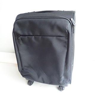 MUJI (無印良品) - MUJI 無印良品 スーツケース・キャリーバッグ ソフトケース Sサイズ