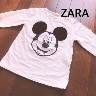 ザラ(ZARA)のZARA 104 ロンT(Tシャツ/カットソー)
